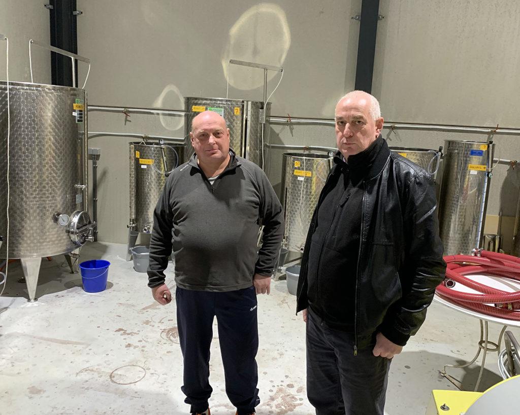 Didier et Marc Monfort